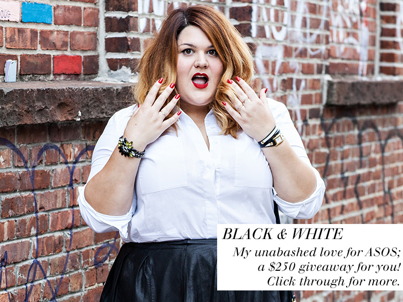 a8d66f61c74 STYLE + GIVEAWAY  Black   White   ASOS All Over - Nicolette Mason